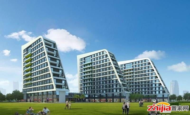 正定新区公寓挑高4.5米