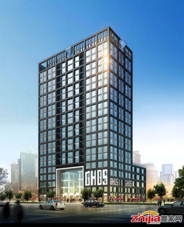 中山壹号广场—中山路商业综合体规划中