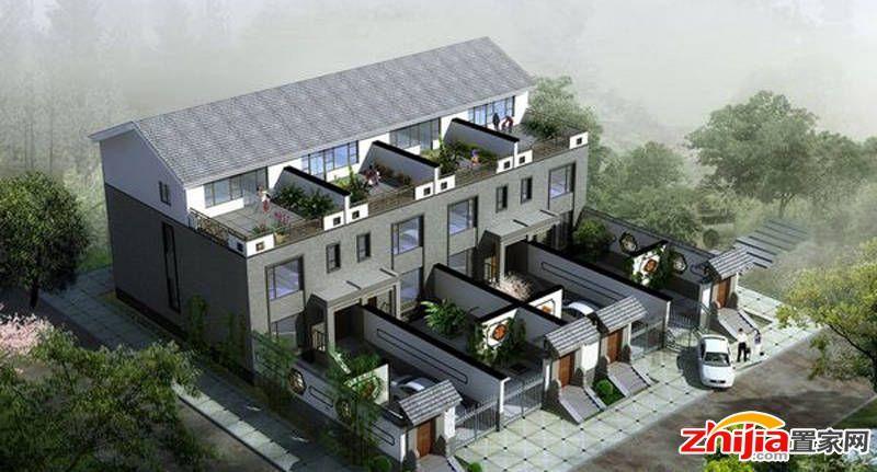 香橼墅—瑞士风情别墅三期房源即将入市