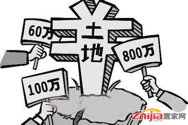 鹿泉土地再出让 揽金0.77亿元!