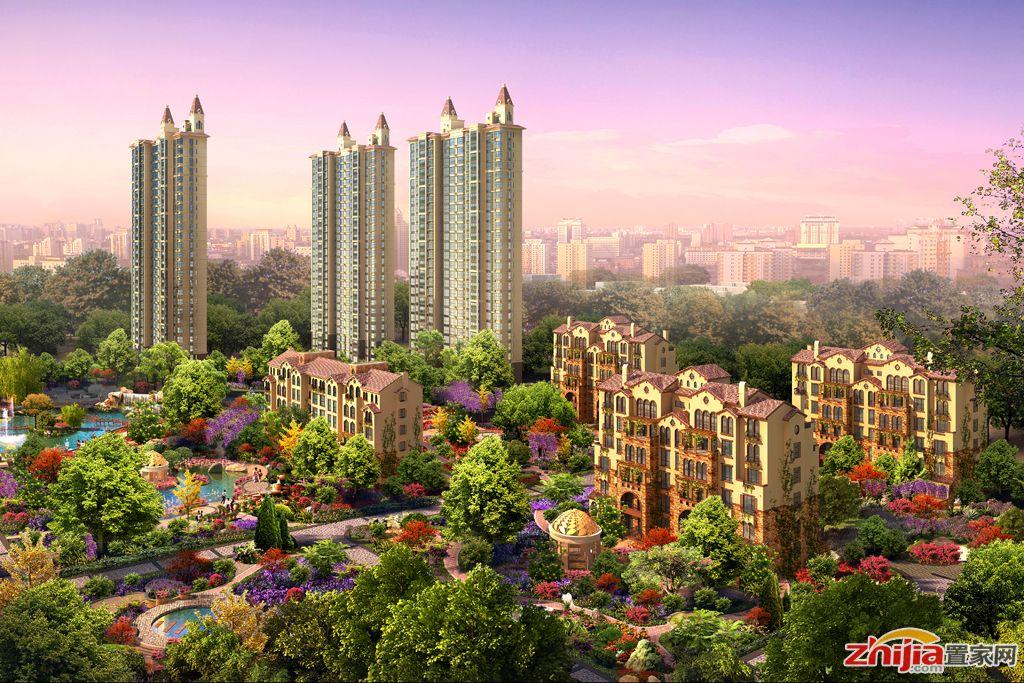 麒融国际泰华街综合体前期规划中