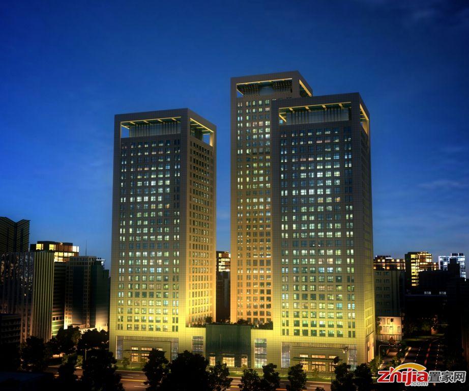 中交财富中心现房写字楼紧邻地铁