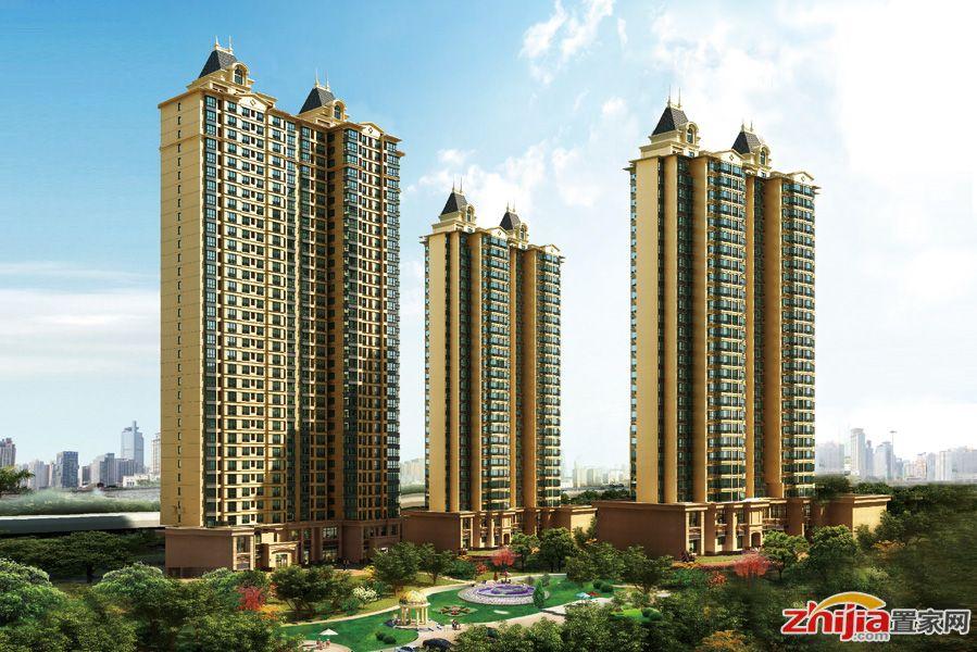 华府国际—桥西区高层住宅筹备中