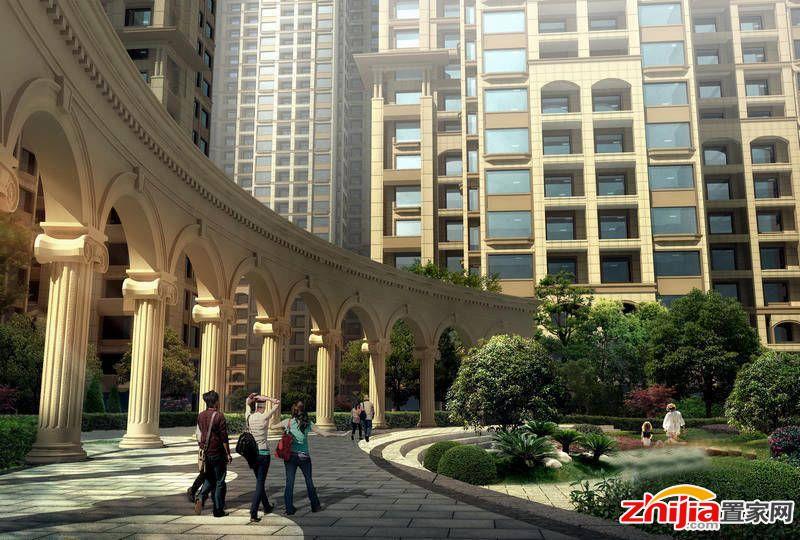 同祥城 和平路名企五证实景住宅17000元/平米