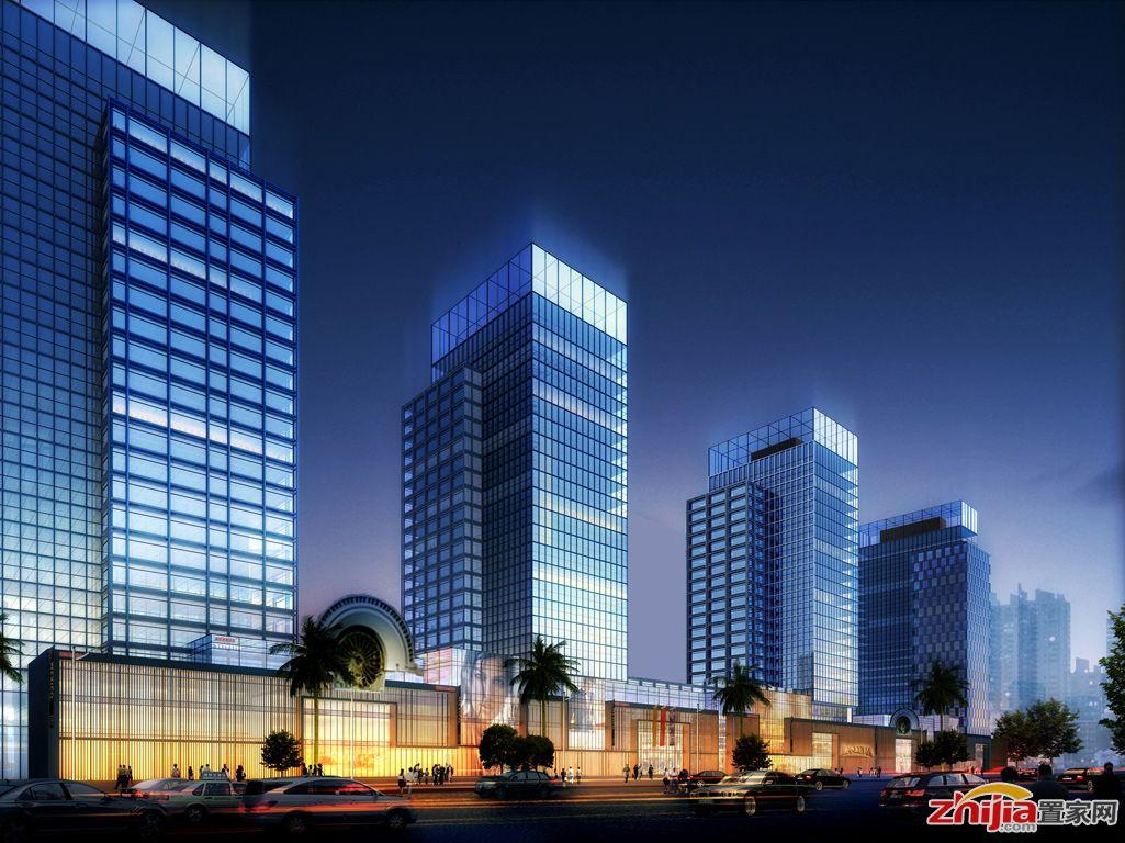 塔坛国际商贸城新客站旁综合体在售