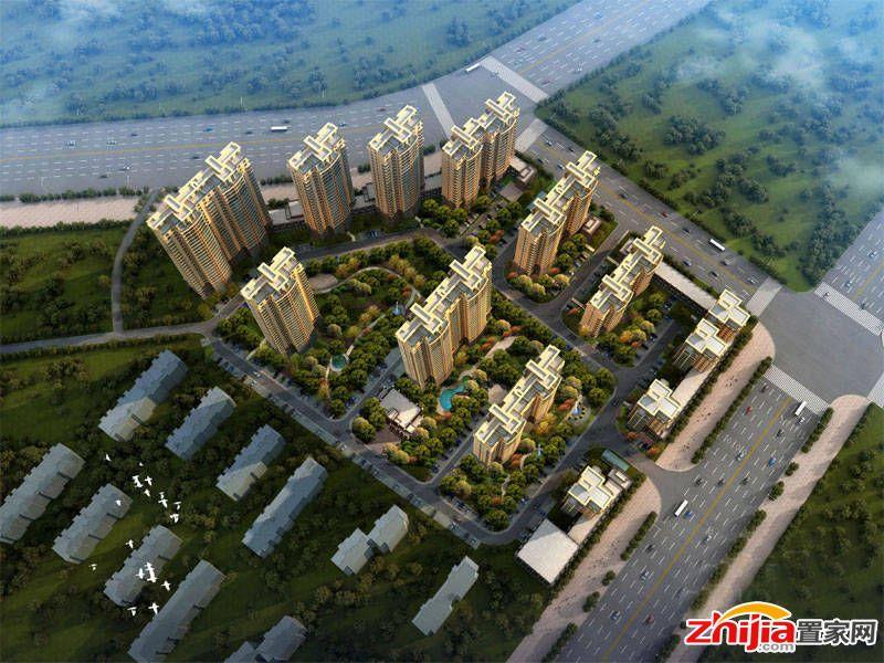 翠屏龙苑定位为舒适新型住宅