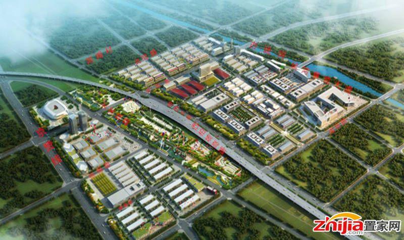华北汽车公元—鹿泉建西北物流产业聚集区