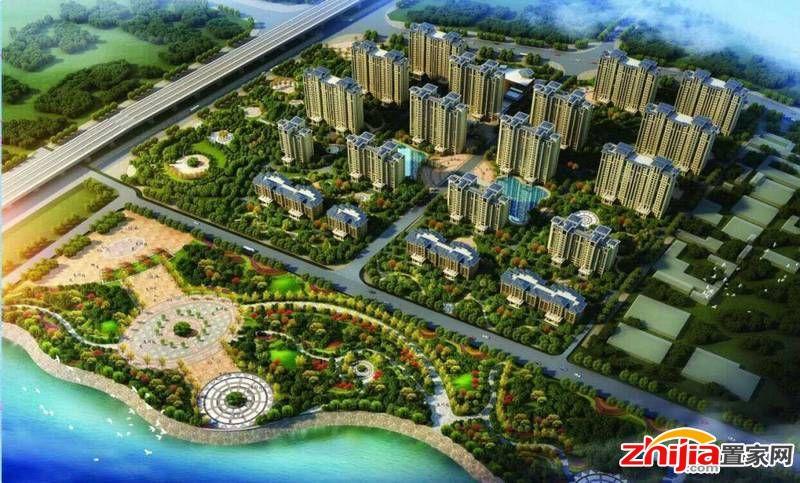 安联生态城 天山大街旧村改造项目办证中