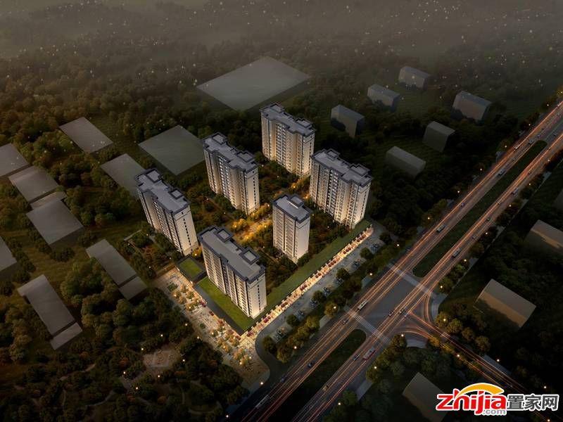 智高·藏珑为智高新品,低密度小高层住宅
