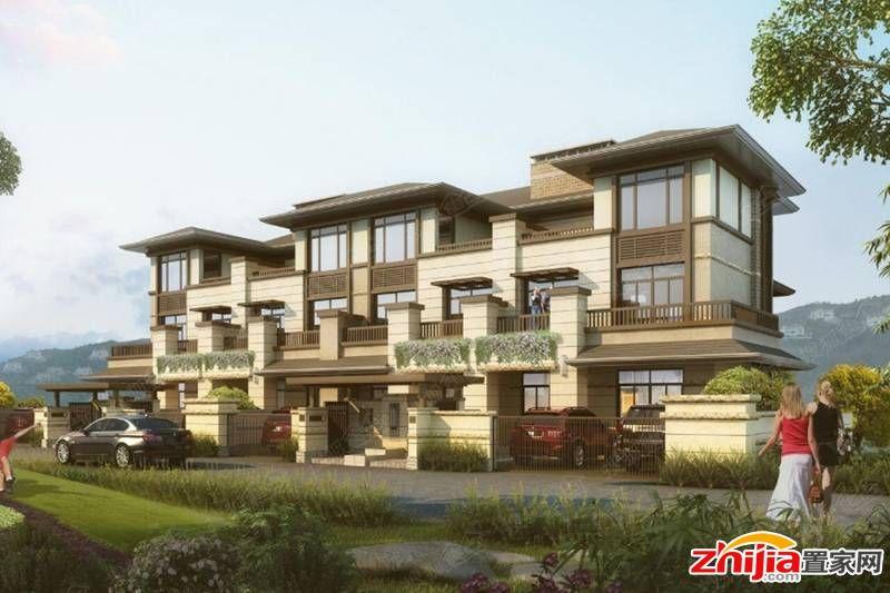 溪山小镇楼盘位于鹿泉区西部长青风景区内,售楼处位于中华大街与自强