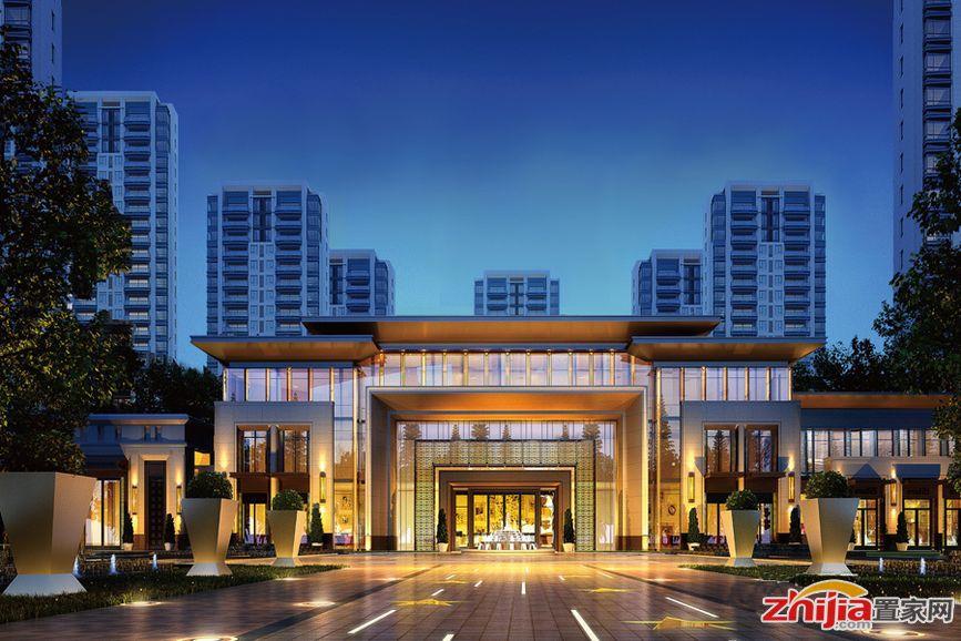 中冶德贤公馆60-290平米商铺推出