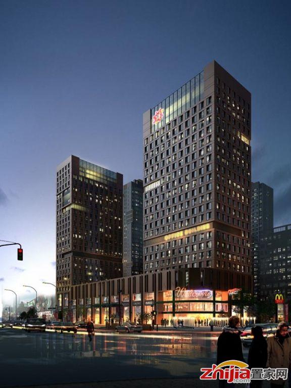 晶彩中心建通街公寓邻南二环