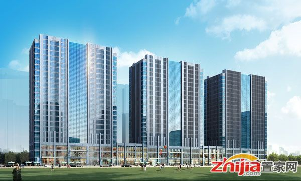 鑫科国际广场裕华区写字楼12300元/平米