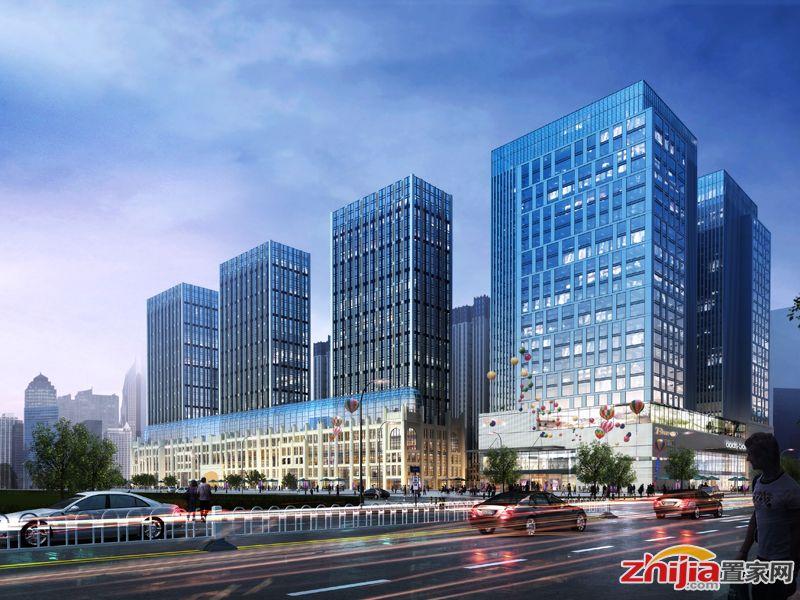 帝王国际建设大街旁品质盘