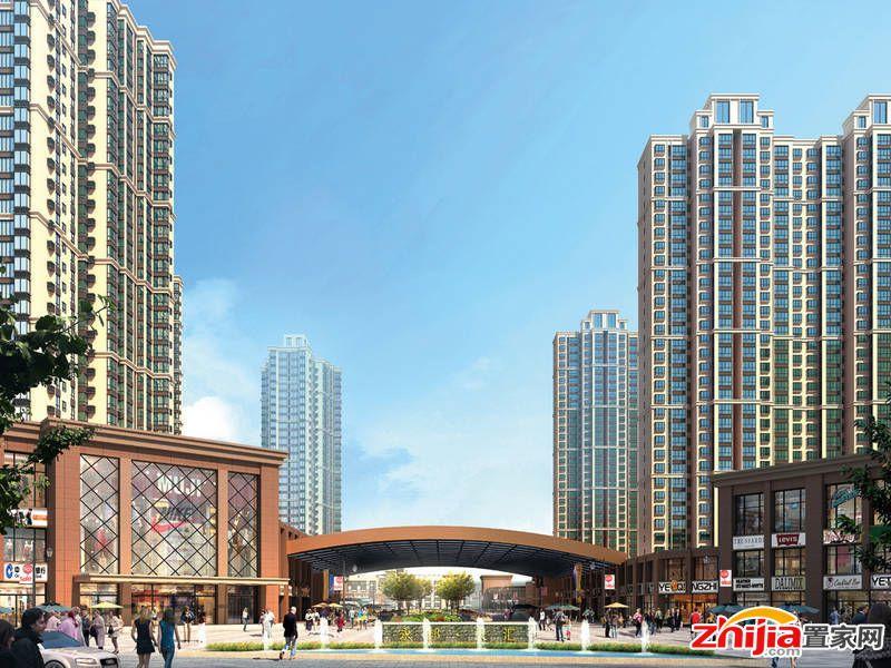 永邦天汇-土贤庄城中村改造项目小户型热询中