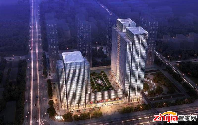 尚峰汇—友谊大街旁综合体年底交房