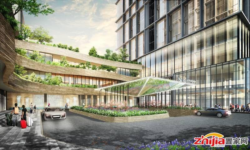 东南智汇城-裕华区品质楼盘22000元/平起