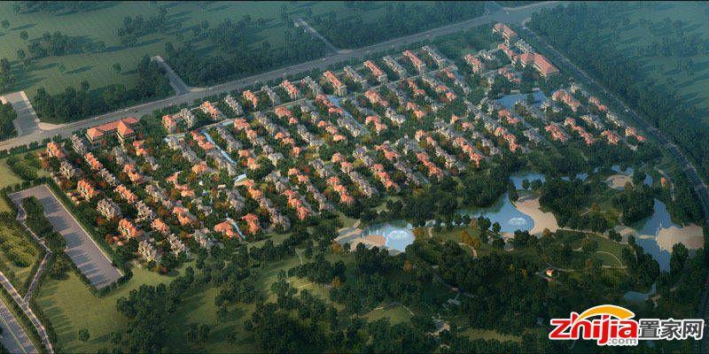 原河名墅-太平河旁实景别墅2266万元/套起
