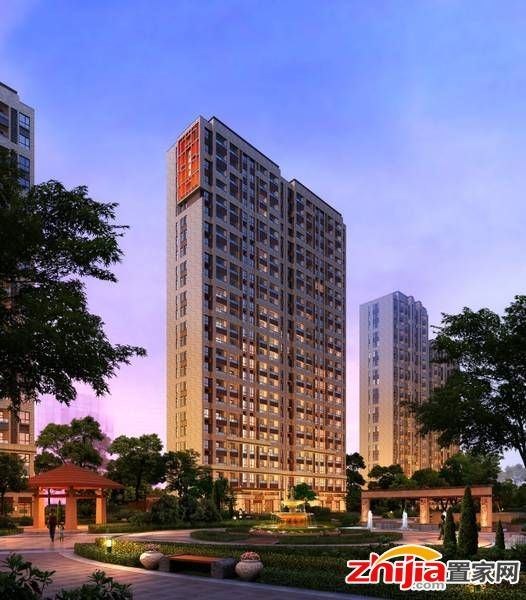 天鸿世家—北二环新盘规划10栋住宅
