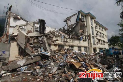 如果发生地震 所购买的房子变成废墟房贷用还吗