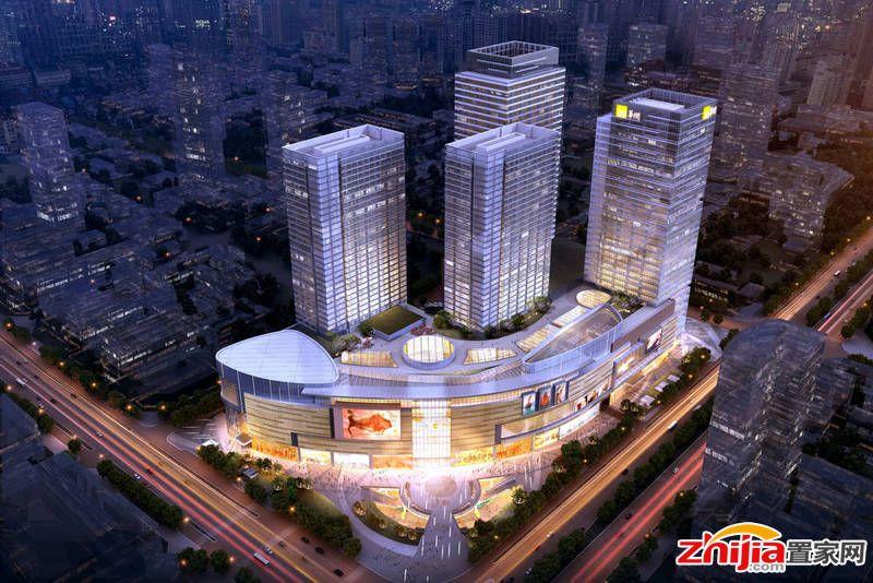 华润大厦—中华大街沿线综合体紧邻新百商圈