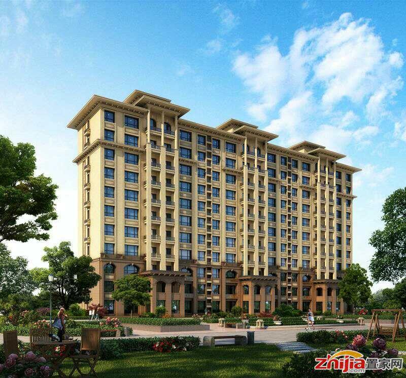 城南尚府胜利公园旁85-116平新盘规划18层