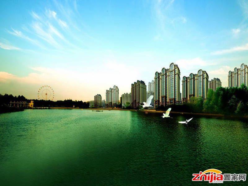 [弘石湾]水上公园旁大盘二期获规划