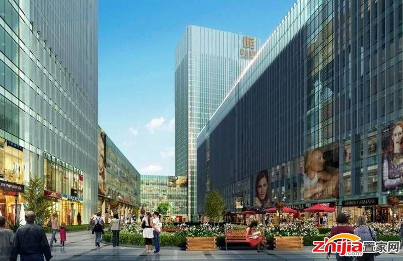 [国金中心]新城大街五证精装公寓8600元/平起