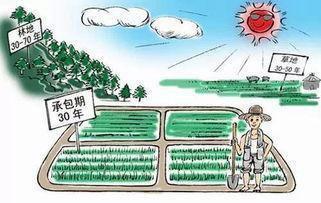 土地承包期延长30年将给农民带来什么?