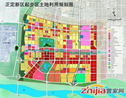 正定新区建设全面提速 大房企抢滩登陆新高地