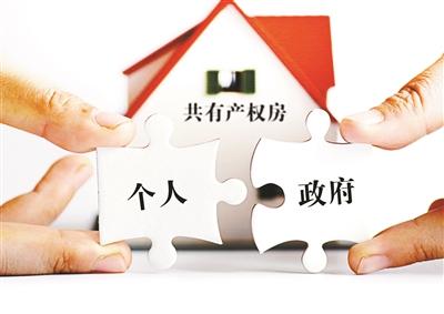 北京住建委解读共有产权房:封闭管理、循环使用