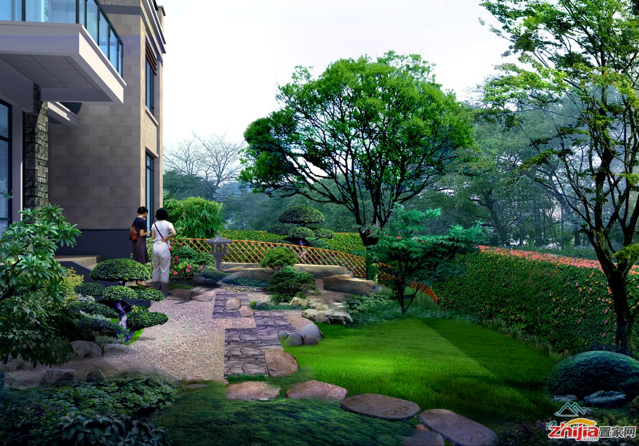 溪山小镇,为家人建造亲近自然的好房子