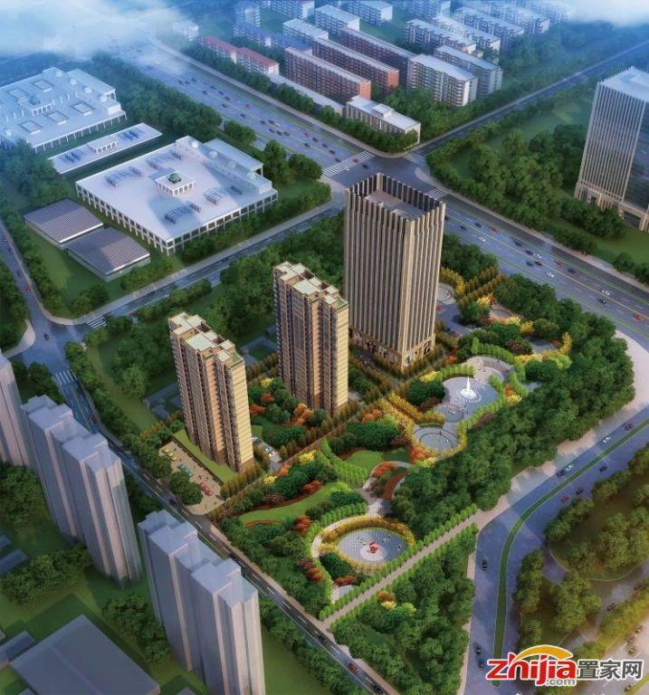 尚贤府 裕华路新盘规划有住宅和公寓