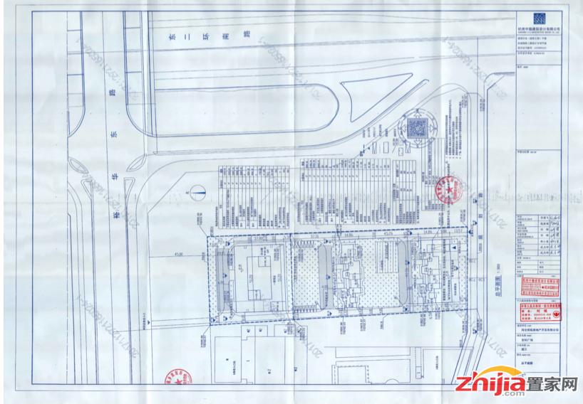 世茂石家庄首个项目获得建设用地规划许可证