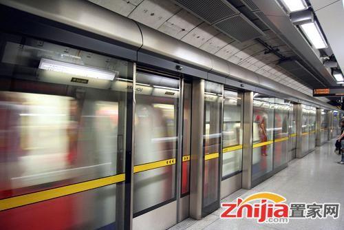 石家庄地铁1号线12月26日起将缩短高峰时段行车间隔