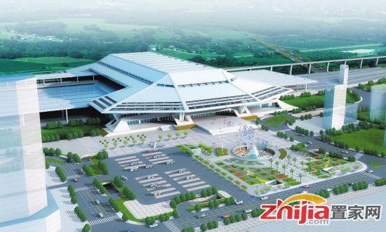 石家庄:将在正定新区建第四个火车站