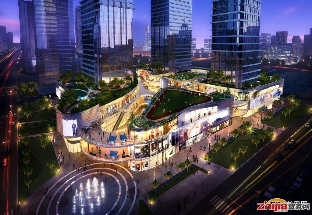 置家新房北国商圈精装地铁房——恒大中央广场楼盘简介