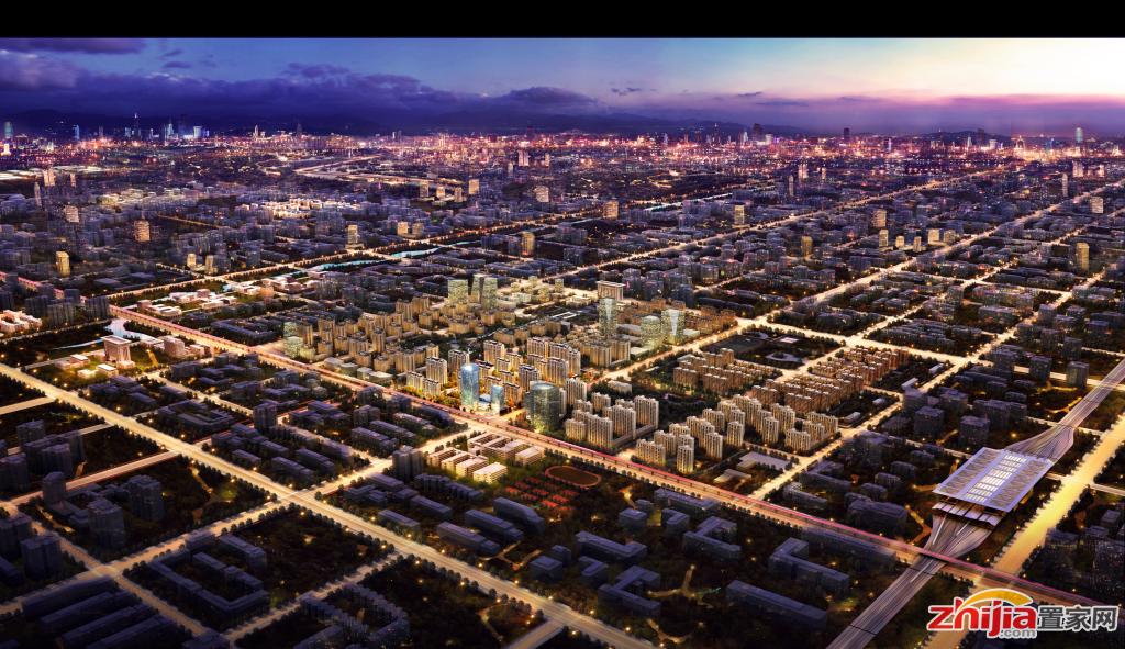 置家购房问问答—瀚正御璟城 项目规划为高层 洋房 公寓?