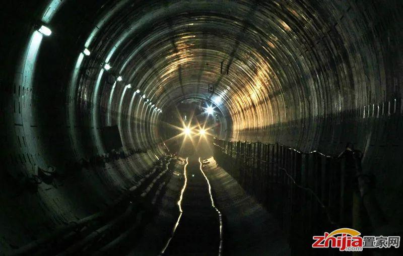 曝石家庄3条地铁最新进展!1号线二期5月下穿滹沱河 !2019年试运营
