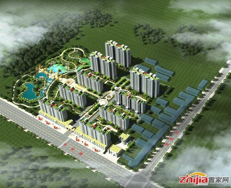 金栋梁·秀樾尚城 元氏核心区 占地80余亩