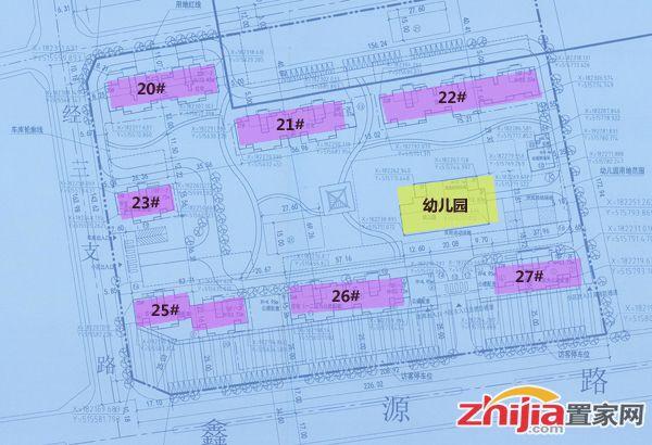 石家庄栾城区2地块规划方案曝光,将建19栋住宅