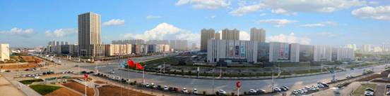 9号彩票乐城国际贸易城:全面建设华北纺织服装产业链