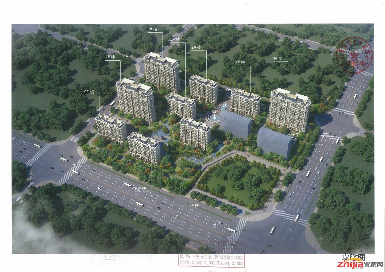 栾城区发布关于万象城二期项目的设计方案