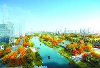 城市副中心控制性详规草案启动公告