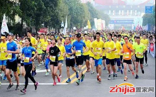 两天超千人报名 2018荣盛城市马拉松接力赛燃爆
