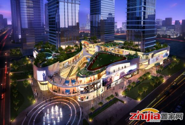 """""""销量冠军""""背后,地标级综合体规划预见城市未来"""
