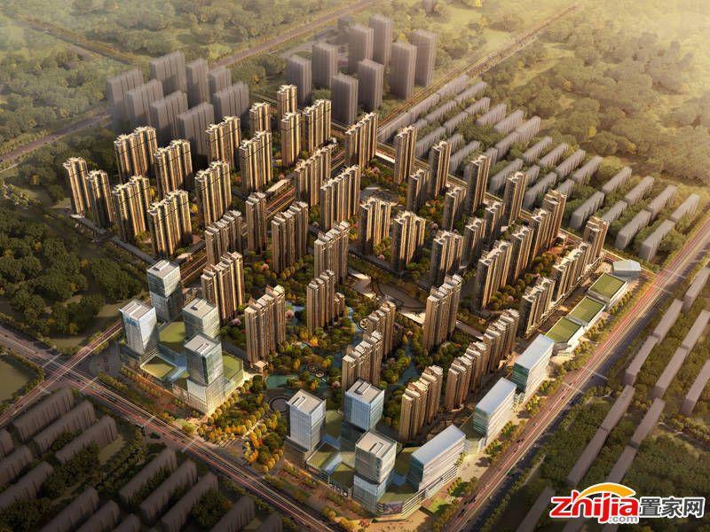 润德天悦城 火车站旁高层住宅在售