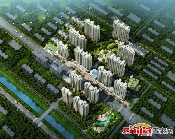 东城国际 五证品质住宅高层9600元/平米