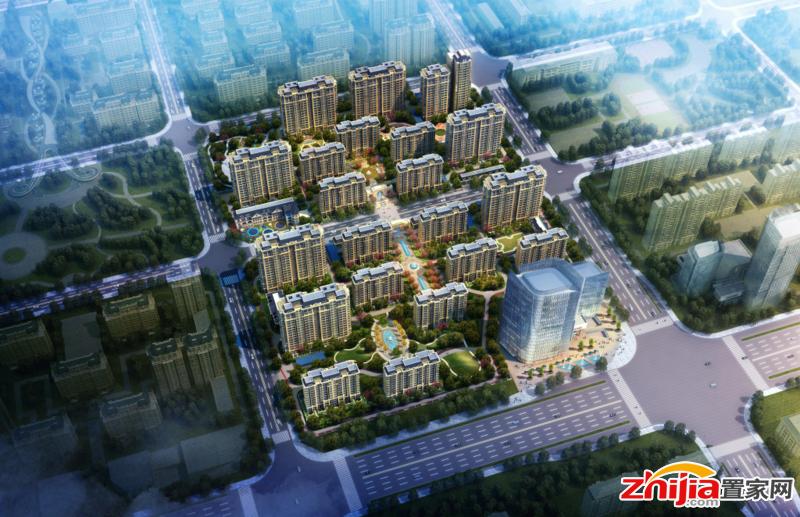 瀚正御璟城 | 三期已获建设用地规划许可证