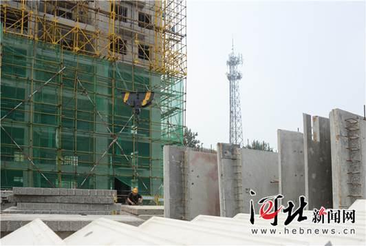 京津冀地区装配率最高的装配式住宅建筑在保定进展顺利